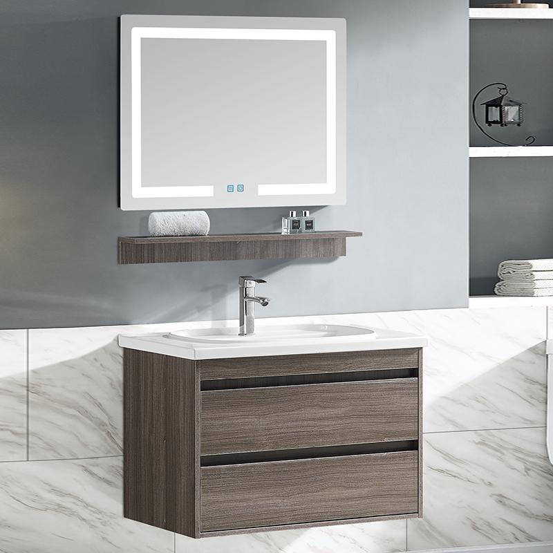 厂家沃尔泊美伽星现代免漆浴室柜2097/8/9智能镜吊柜系列