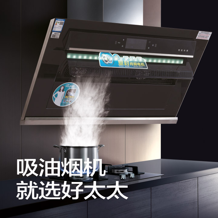 厂家好太太吸油烟机CXW-230-HT-9920A图片