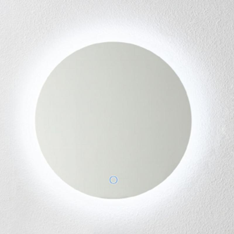 厂家智造圆形外发光智能镜R款10502A