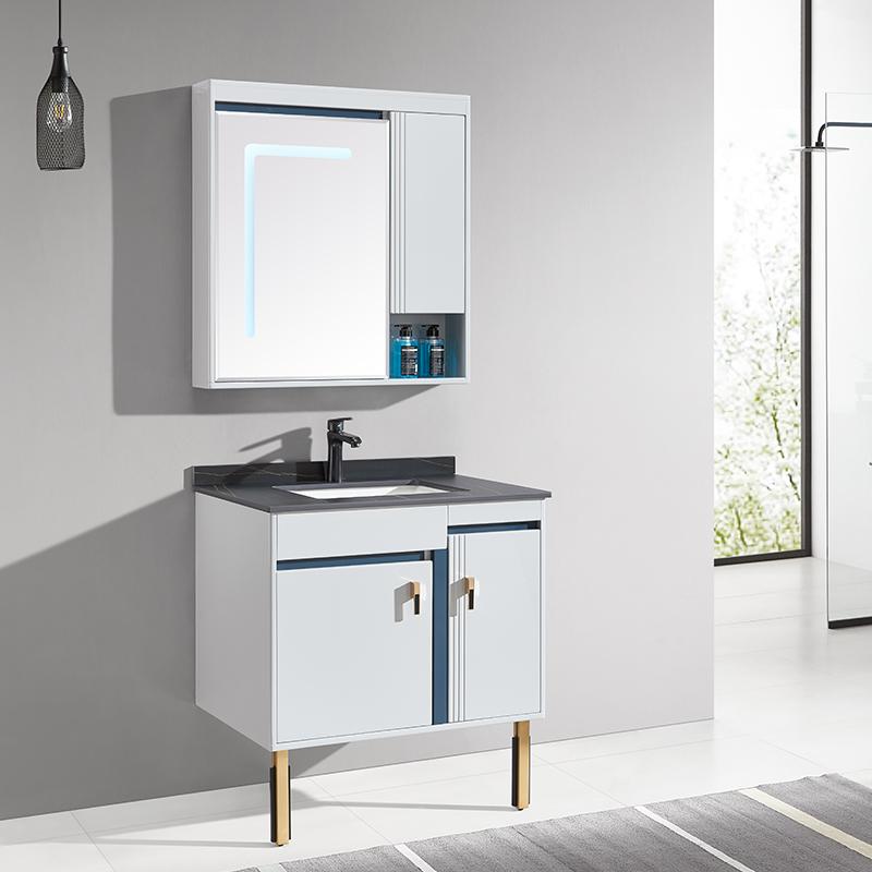 厂家现代PVC浴室柜/洗手面盆/卫浴柜/卫生间洗漱台829系列