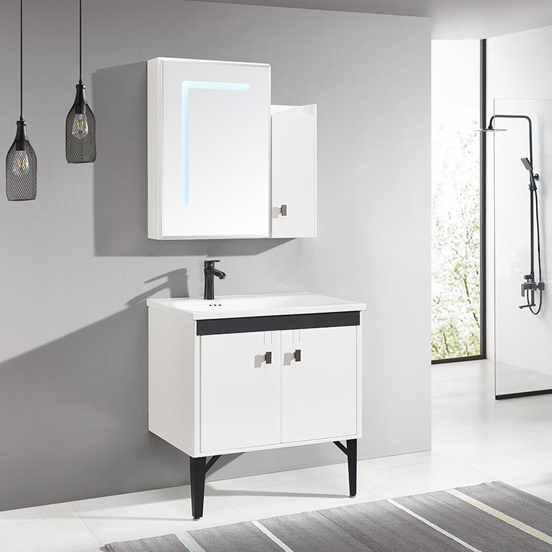 厂家现代PVC浴室柜/洗手面盆/卫浴柜/卫生间洗漱台831系列